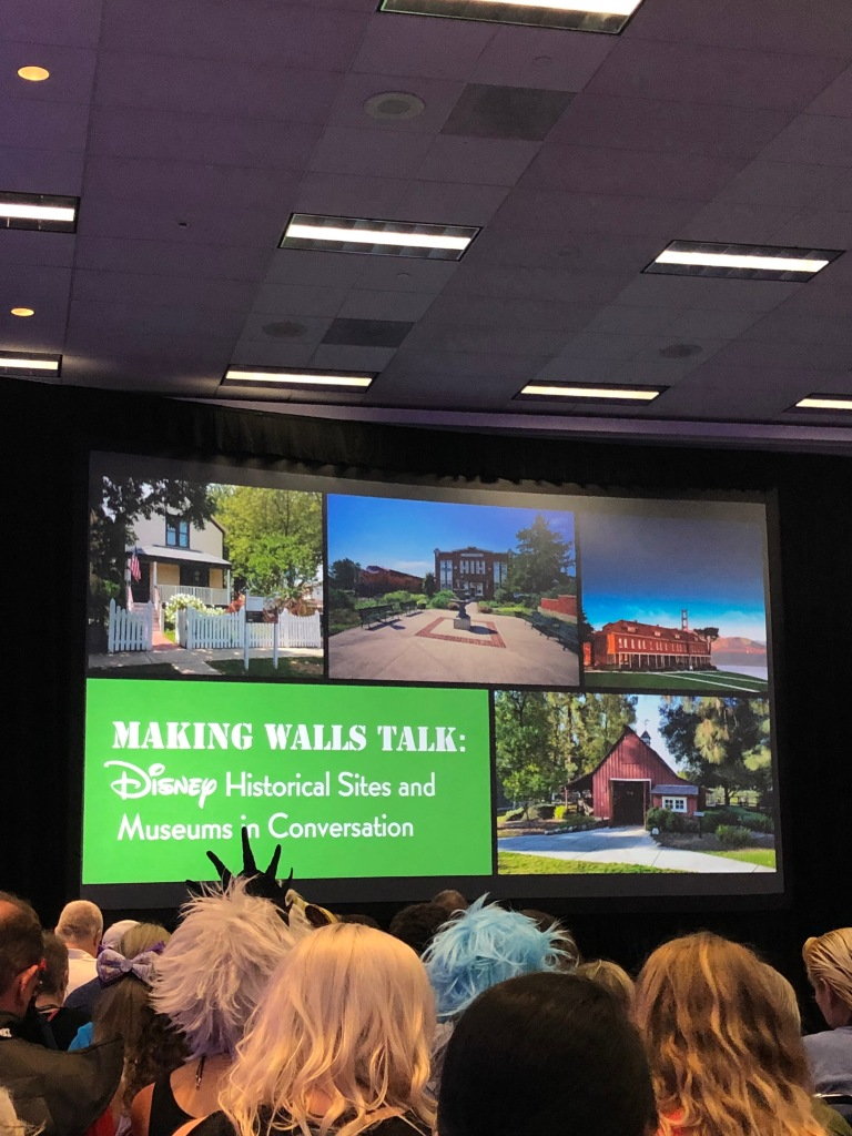 The Walt Disney Family Museum, Carolwood Foundation, The Disney Hometown Museum, and Walt's Birthplace all took part in a D23 Expo panel.