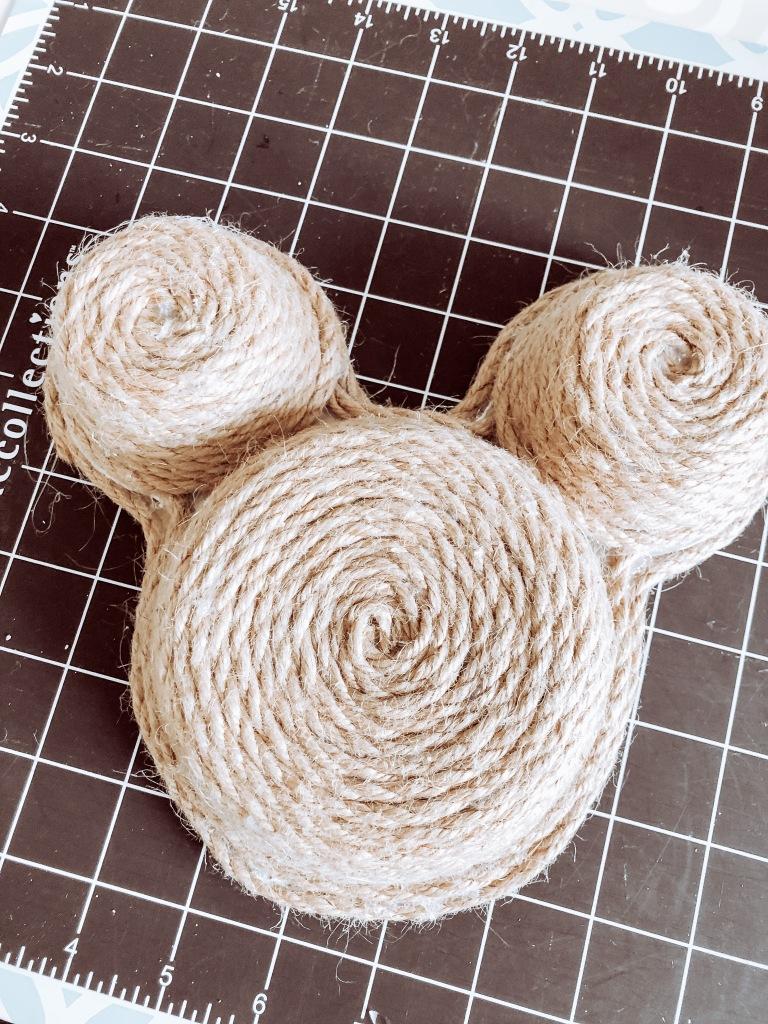 Create a Disney craft - Mickey Mouse Basket