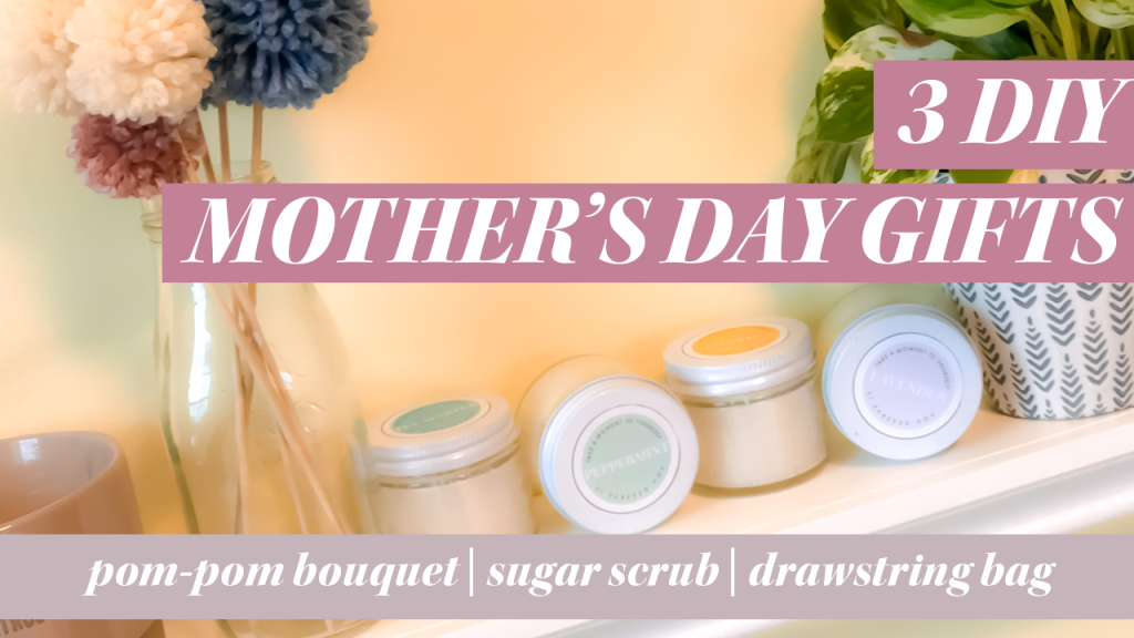 3 DIY Crafts for Mother's Day