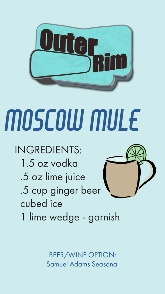 Disney Contemporary Moscow Mule Recipe